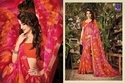 Riya Sarees Red Color Ethnic Saree