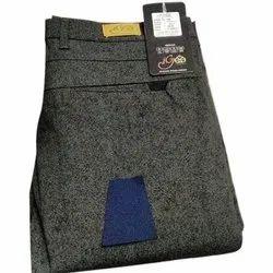 Mens Formal Wear Cotton Pants, Waist Size: 28-36