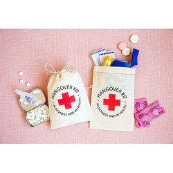 Cotton Medical Pouch