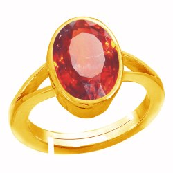 Ceylon Gomed Ring Asthdhatu Gemstone
