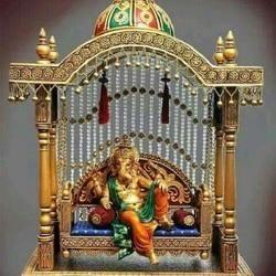 Mandir Jhula Ganesh