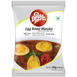 Double Horse Egg Roast Masala, 100g, Packaging: Packet