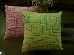 Cotton Velvet Cushions