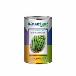 Okra / Bhindi Seeds Bombay Green