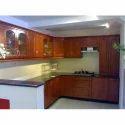 Rubber Wood Kitchen