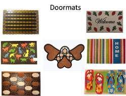 UBS-007 Coir Doormat