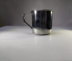 2 Pieces steel mug, For Home