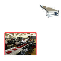 Flat Belt Conveyor For Packaging Industry