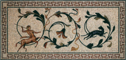 Rectangular Mural