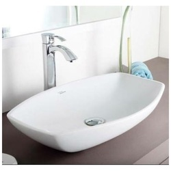 White Ceramic Table Top Wash Basin