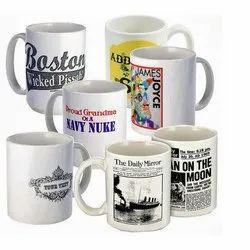 Ceramic Coffee Mug Printing Services