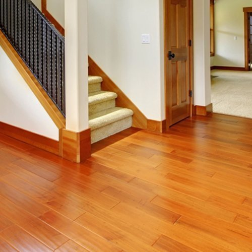Vinyl Flooring Services, Thickness: 8 - 18 mm