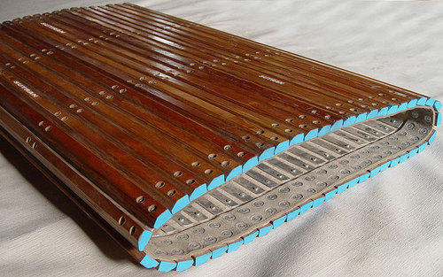 Laminated Wood Lattice Conveyor Belt