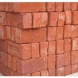 Clay Cuboid Red Bricks