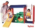 Hut Slide and Swing Center (PS 157)