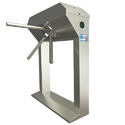 Electromechanical Tripod Turnstile with Drop Arm