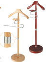 Wooden Suit Stand