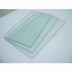 Plain Glass Sheet, Size: 2 X 4 Feet
