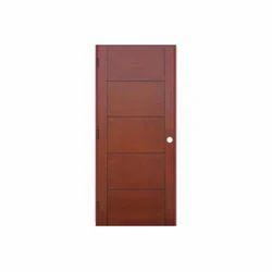 Polished Five Panel Door