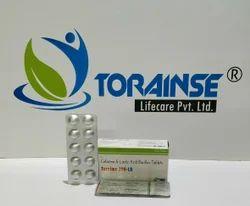 Cefixime 200MG Lactic Acid Bacillus Tablets