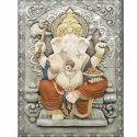 3D Ganesh Design Wall Tile