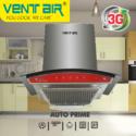 Ventair Kitchen Chimney Auto Prime