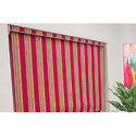 Polyester Striped Designer Roller Blinds, Height: 8-10 Feet