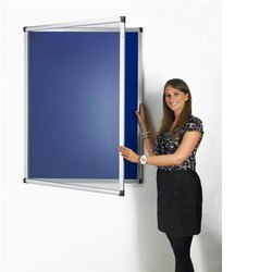Acrylic Cover Notice Boards