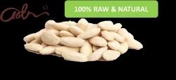 ADRI NATURALS Blanched Almond - Whole, Packaging Type: Vacuum Bag