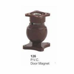 Brown Polished Door Magnets