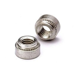PGS Round Stainless Steel Clinch Nut, Packaging Type: Box, Size: M3 - M10