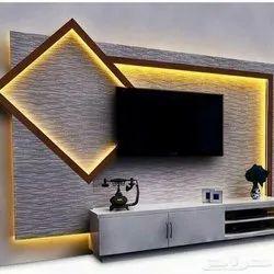 Modern Wall Mounted TV Wall Unit