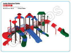 Outdoor Play Equipment - Park Series