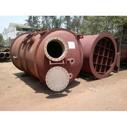 Rubber Lined Acid Storage Tank