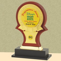 PI 18-324 Big Wooden Trophy
