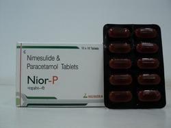 Nimesulide & Paracetamol Tablet