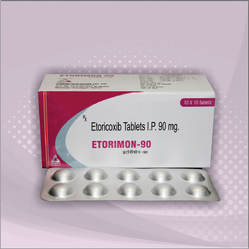 Etoricoxib 90mg Tablets