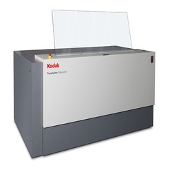 Kodak Fully Automatic Plate Making Machine