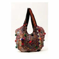 Embroidered Fashionable Vintage Banjara Hand Bags Rs 1000 Piece
