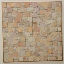 Mint Chieseled Mosaic