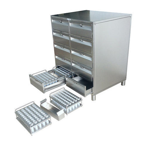 SS Cabinets And SS Trolleys Manufacturer
