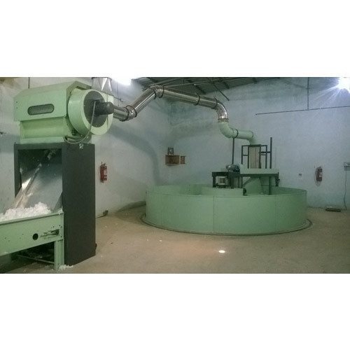 Textile Blow Room & Carding Machines - Open End Carding