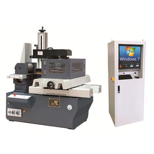 Automatic ATHI CNC Wire Cut EDM Machine, Model: DK7725, Rs 600000 ...