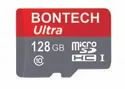 Bontech Ultra 128gb Memory Card With 6 Month Guarantee, For Laptop, Size: Microsd
