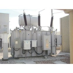Mild Steel Oil Cooled Electrical Power Transformer
