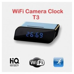 wifi camera clock