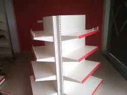 5' coustmize Gandola Cap, 4 Shelves, Size: 3'