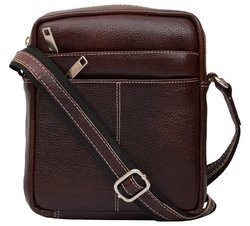 Pure Leather Stan India Leather Sling Bag