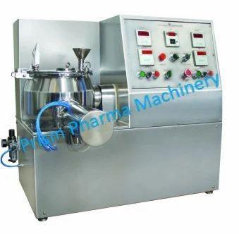 Prism S S 316 Lab High Shear Mixer Granulator, PRMG   ID: 4390102762