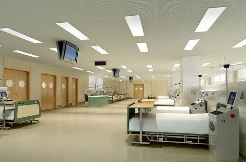 Company Details & Hospital Interior Designers in New Ranip Ahmedabad | ID: 14679777348